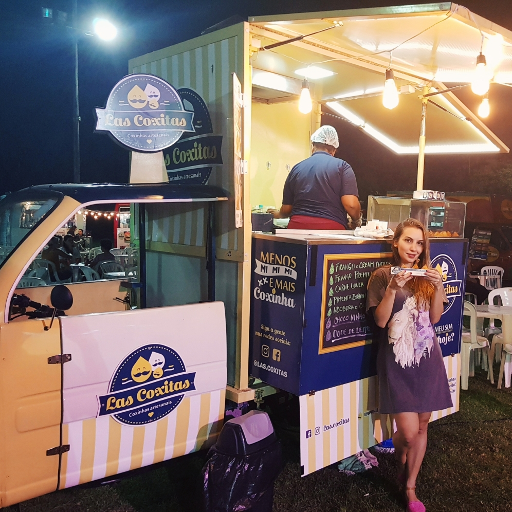 Las Coxitas Food Truck