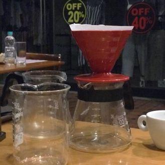 Hario V60, Chemex e outros métodos de filtragem para café