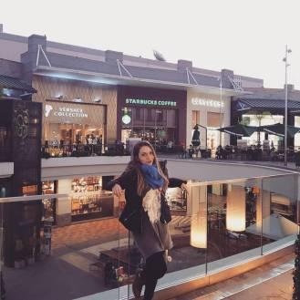 shopping parque arauco em santiago, no chile