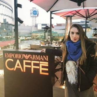 café da emporio armani