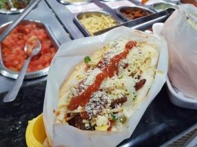 self service de hot dog